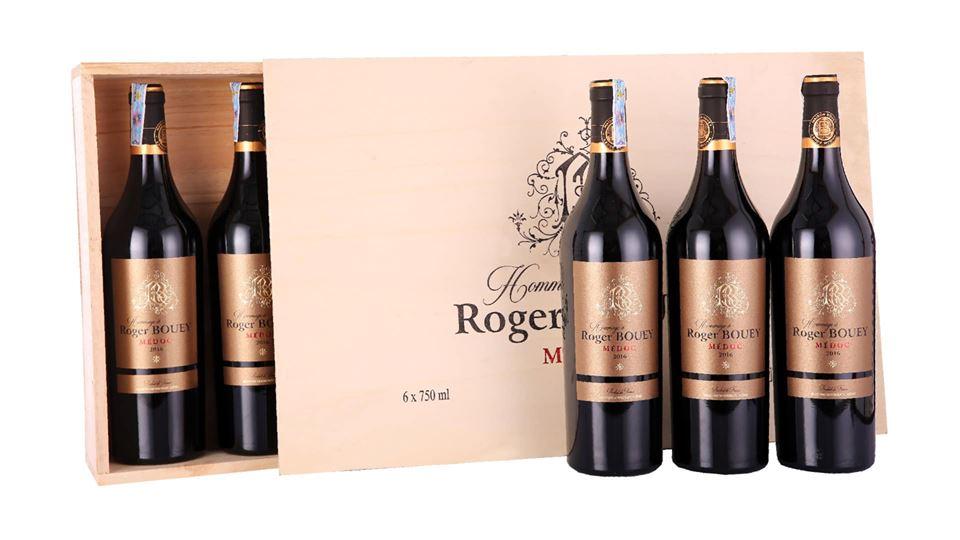 Quà tặng rượu vang– Món quà Tết ý nghĩa cho tình thâm giao